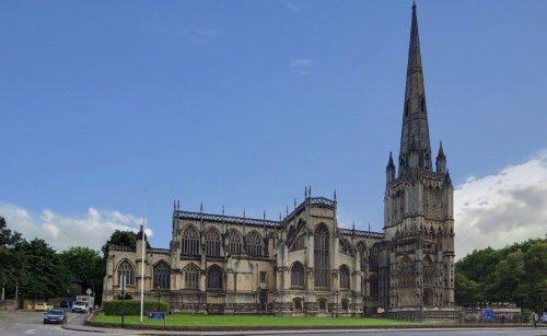 Bristol's Gothic Baptist Chapel: Buckingham Chapel
