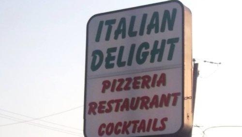 Delco's Italian Delight Closes … for Now