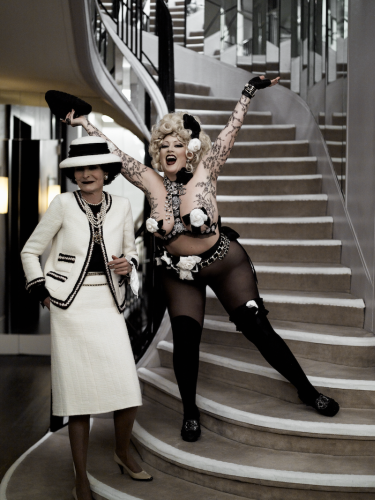 V Magazine Revisits Its History With CHANEL Ahead Of Book Launch - V Magazine