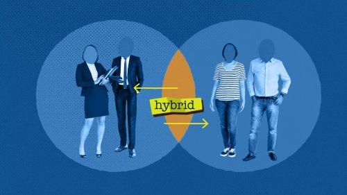 Next Big Disruption in US Society Is Hybrid Work