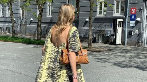 Ganni Has Unleashed A Tiger Print That's Set To Be Everywhere This Summer