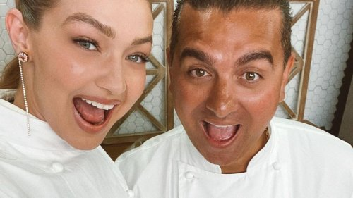 In Other News, Gigi Hadid Is Now A Baker's Apprentice