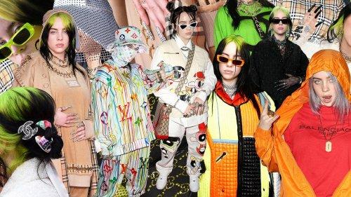 Billie Eilish's Positive Impact On Fashion Should Not Be Underestimated