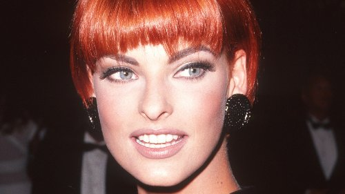 These Linda Evangelista Throwbacks Are Pure '90s Perfection