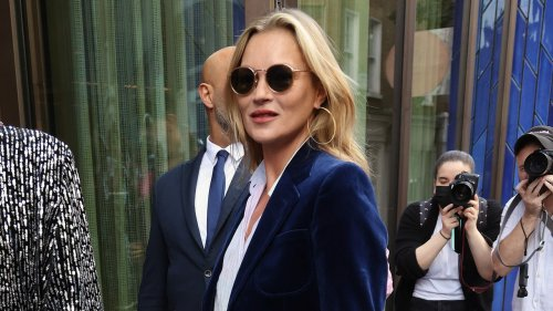 Kate Moss Is Bringing Back Boot-cut Jeans