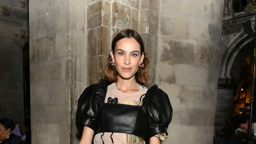 The Best Celebrity Sightings At London Fashion Week