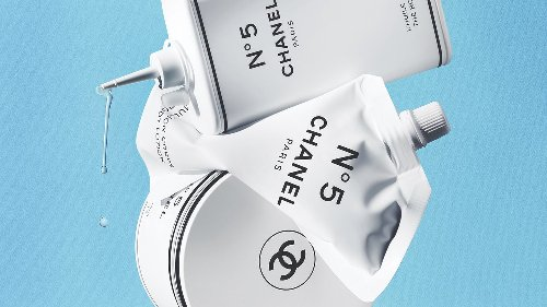 These Limited-Edition Chanel No 5 Products Will Become Collector's Items