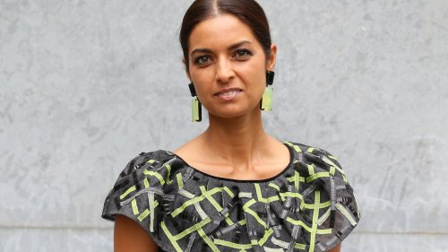 Jhumpa Lahiri On Her Love Affair With The Italian Language & Brilliant New Novel 'Whereabouts'