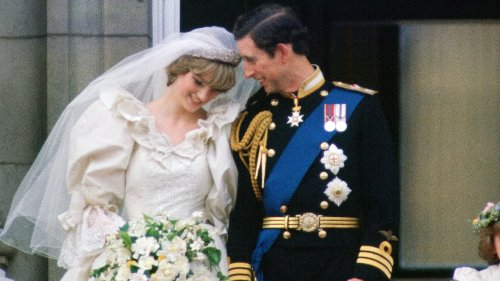 "Princess Diana's ""Fairy Dust"" Wedding Veil Was Embellished Over Long Nights By A Single, Secret Embroiderer"