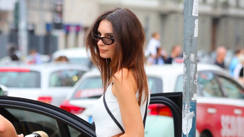 Emily Ratajkowski's Favourite Hermès Bag Is Not A Birkin