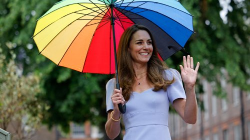 So This Is How The Duchess Of Cambridge Does Back-To-School Dressing