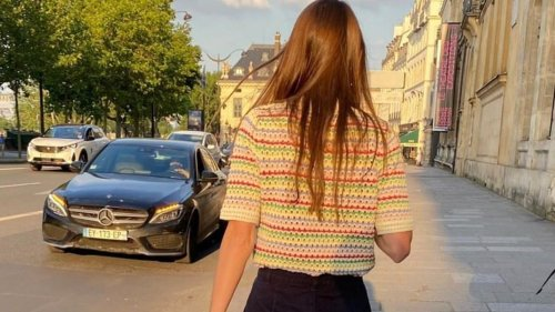 """Meet The Mysterious Parisian Documenting """"Real"""" French-Girl Style On Instagram"""