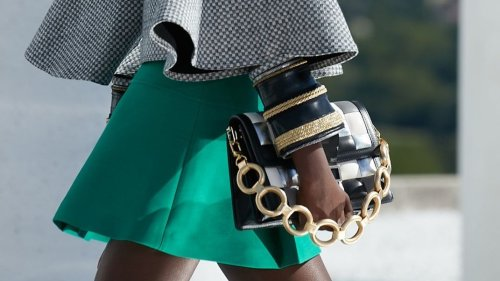 The Chain Strap Bag Has Had A Must-See Makeover