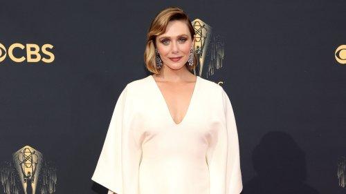 The Designers Behind Elizabeth Olsen's Emmys Dress? Her Sisters, Of Course