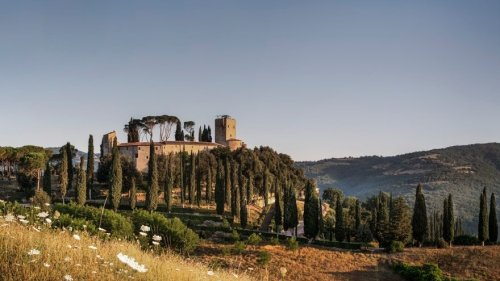 This Thousand-Year-Old Castle Has Become The Most Charming Hotel In Italy