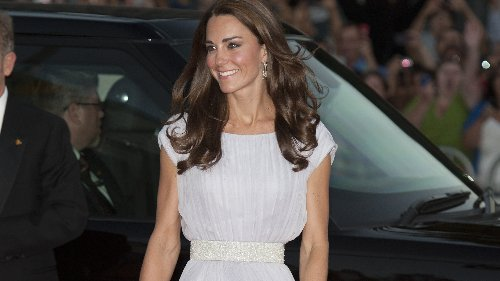 Revisiting The Duchess Of Cambridge's Most Spectacular BAFTA Gowns Through The Years