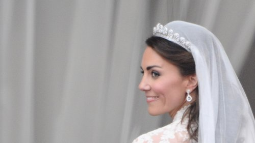 A Decade On, A Detailed Look At The Duchess Of Cambridge's Unforgettable Wedding Dress