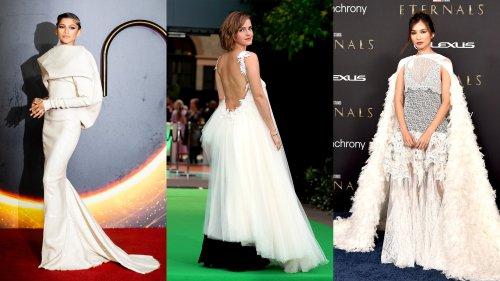 Zendaya, Emma Watson, Gemma Chan, and More of the Best Dressed Stars