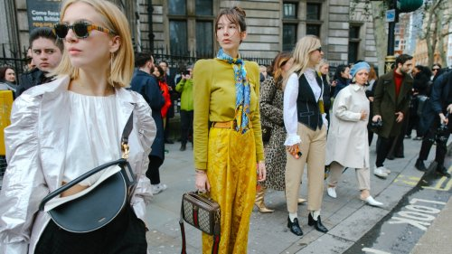 The Complete London Fashion Week Spring 2022 Schedule
