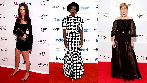 See All the Best Fashion From the Tribeca Film Festival