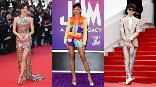 Gemma Chan, Zendaya, Timothée Chalamet and More of the Best Dressed Stars