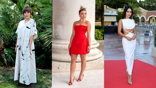 Elizabeth Olsen, Florence Pugh, Vanessa Hudgens, and More of the Week's Best Dressed Stars