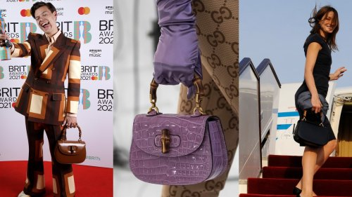There's One Handbag Beyoncé, Elizabeth Taylor, and Harry Styles All Agree On