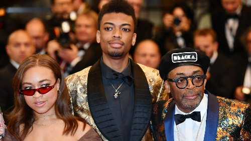 Meet Satchel and Jackson Lee, Spike Lee's Impossibly Cool Kids—And This Year's Golden Globes Ambassadors
