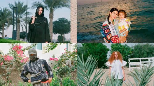 Dressing for a Hotter Planet: In Dubai, Designers Face an Uncertain Future With Creativity