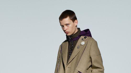 Sacai Fall 2021 Menswear Collection