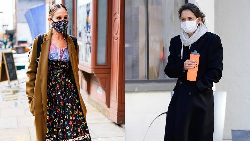 SJP and Katie Holmes Prove That Socks Deserve to Be Seen—Shop Our Favorites
