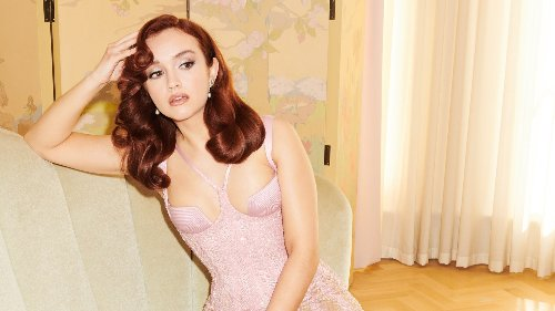 Sound of Metal's Olivia Cooke Embraced Old Hollywood for Oscars Night