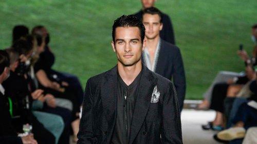 Giorgio Armani Spring 2022 Menswear Collection