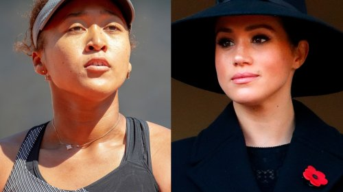 For Naomi Osaka and Meghan Markle, It's Not About Privacy. It's About Mental Health