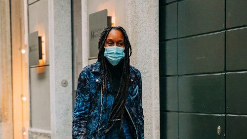 The Best Street Style at Milan Fashion Week Spring 2022