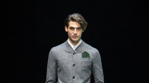 Giorgio Armani Fall 2021 Menswear Collection