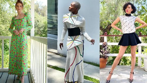 Zoey Deutch, Cynthia Erivo, Jurnee Smollett, and More of the Week's Best Dressed Stars
