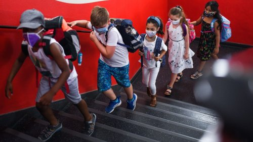 Will Vaccinating Kids Put an End to Masks at School?
