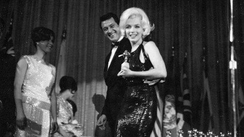 The Story Behind Marilyn Monroe's Striking 1962 Golden Globes Dress