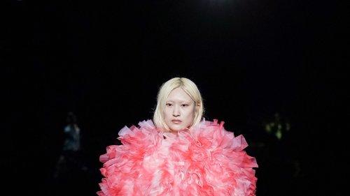 Tomo Koizumi Fall 2021 Couture Collection