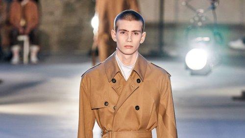 No. 21 Fall 2020 Menswear Collection