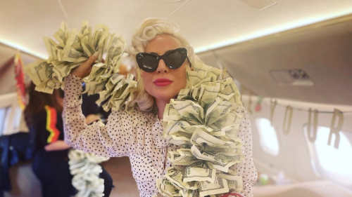 Old Hollywood Gaga Is Back Baby