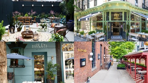 The Vogue Editors' Guide to Outdoor Dining in New York City