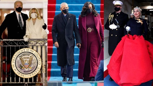 Dr. Jill Biden, Michelle Obama, Lady Gaga and More of the Week's Best Dressed