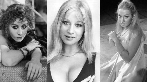 Happy Birthday, Helen Mirren: 25 Stunning Old Photos of the Divine Dame