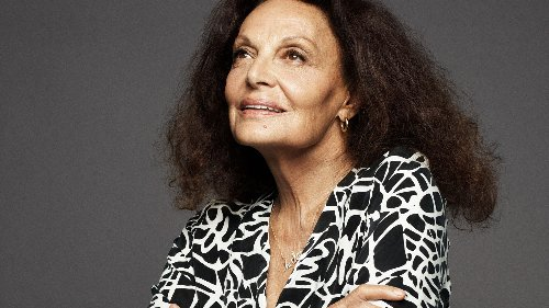 Spruce up Your Space With Diane von Furstenburg's New Home Collection With H&M