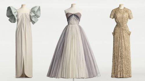 """""""Paris of the North,"""" a New Exhibition in Stockholm, Shows Parisian Haute Couture's Nordic Connections"""