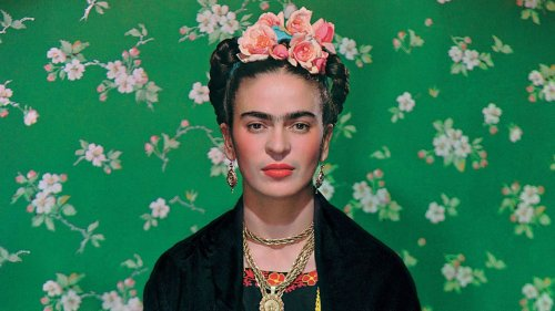 Behind the Personal Branding of Frida Kahlo