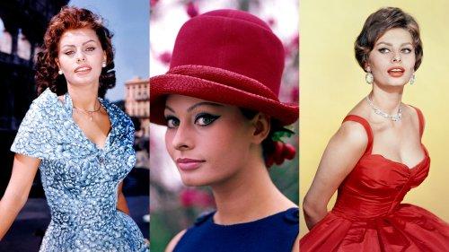 Happy Birthday, Sophia Loren! 25 Stunning Photos of the Italian Icon