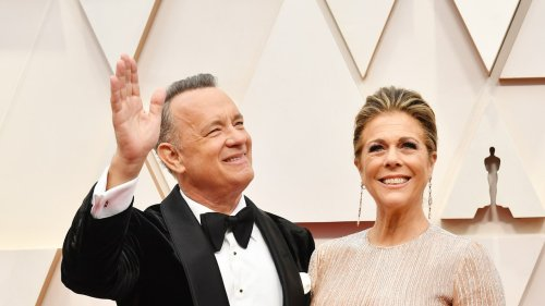 I Want What They Have: Tom Hanks and Rita Wilson